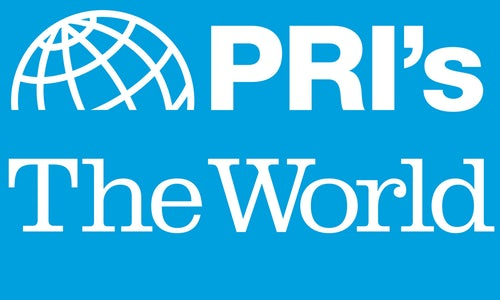 PRI The World logo